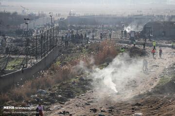 اوکراین به دنبال بهرهبرداری سیاسی از حادثه سقوط هواپیمای ۷۵۲