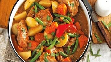 دستور پخت خوراک مرغ و سیب زمینی مجلسی + مواد لازم