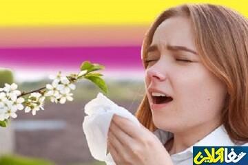 نحوه تشخیص علائم حساسیت فصلی با علائم کرونا