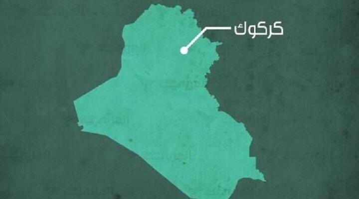 پایگاه الحشدالشعبی و ارتش عراق هدف حمله داعش قرار گرفت