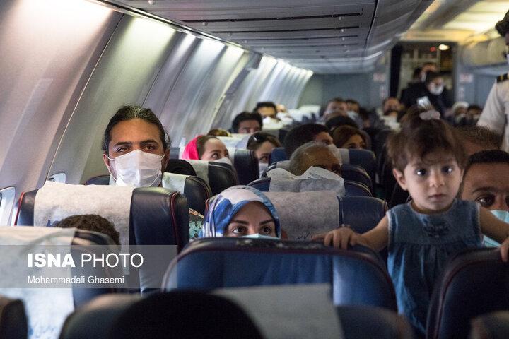 نقش پروازهای داخلی و خارجی در گسترش ویروس کرونا