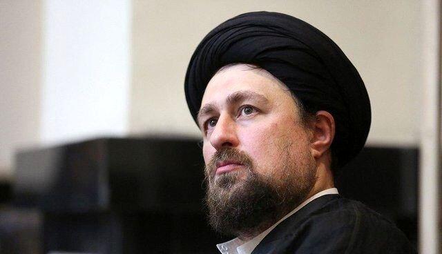 مهدی کروبی درگذشت دایی سیدحسن خمینی را به او تسلیت گفت