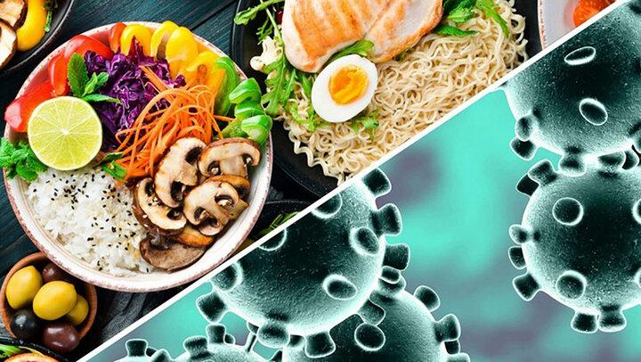 رژیم غذایی مناسب برای پیشگیری و درمان کرونا