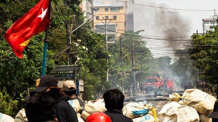 """درخواست دولت """"وحدت"""" میانمار از """"آسهآن"""" برای پایان بحران این کشور"""