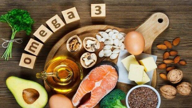 افزایش امگا ۳ بدن با مصرف این خوراکیهای ساده و ارزان