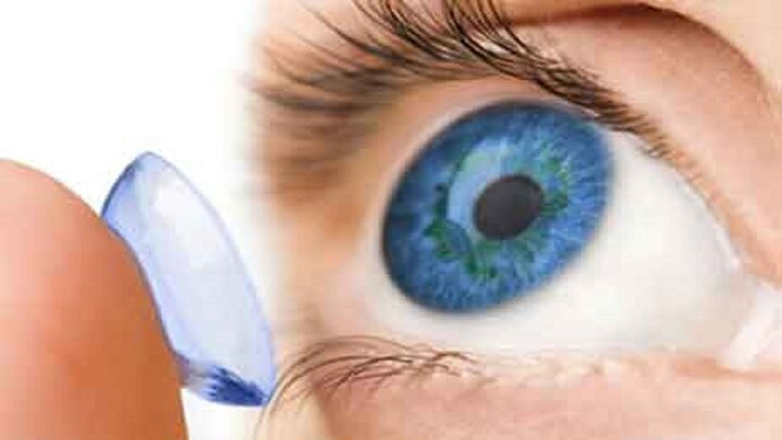 احتمال نابینایی دائمی در اثر استفاده از لنزهای غیراستاندارد