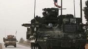 ۲۴ کامیون آمریکایی حامل سلاح وارد سوریه شد