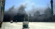جزییات وقوع حادثه در مسجد جمکران