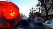 شلیک پلیس در تهران به دلیل دستکاری پلاک خودرو