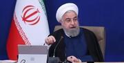 روحانی: بدون حضور مردم نمیتوان مشکلات را حل کرد