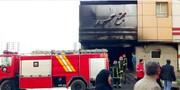 فوت ۶ نفر در پی آتشسوزی یک کارگاه در جاجرود