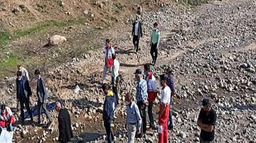 جسد زن ۹۰ ساله قزوینی در حاشیه رودخانه پیدا شد