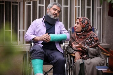 آغاز تصویربرداری سریال تلویزیونی «چسب زخم»