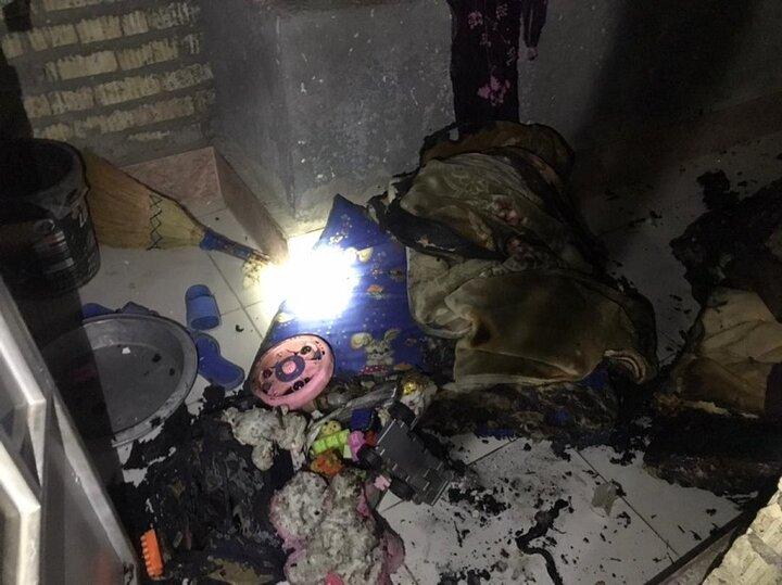 حادثه مرگبار انفجار گاز در شیراز/ ۹ نفر به شدت دچار سوختگی شدند