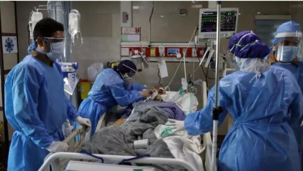 ایران در فوتیهای روزانه کرونا پنجم جهان شد