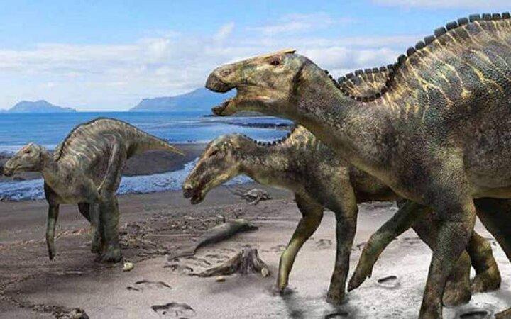 دایناسورها برمیگردند!