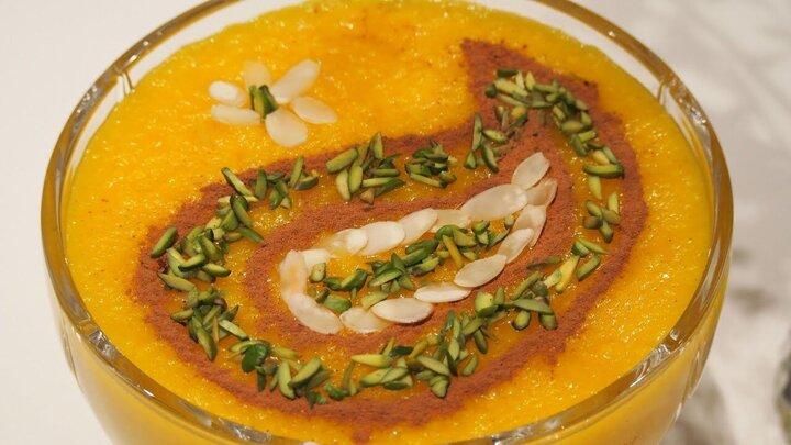 دستور پخت شله زرد خوشمزه برای افطار