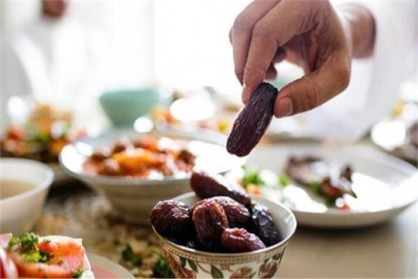 افطاری در ماه رمضان