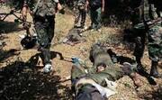 هلاکت ۲۰۰ تروریست در پی حملات هوایی جنگندههای روسیه