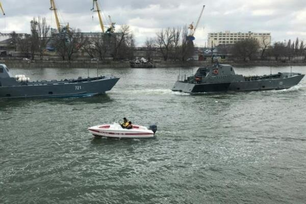 اعتراض آمریکا به تصمیم روسیه برای محدودیت دسترسی به دریای سیاه