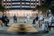 دیدار وزیر خارجه امارات با یک مقام صهیونیست در ابوظبی
