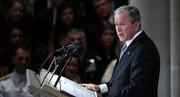 انتقاد تند جورج بوش از حزب جمهوریخواه