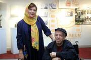 اولین مصاحبه مهوش وقاری بعد از فوت محسن قاضی مرادی /فیلم