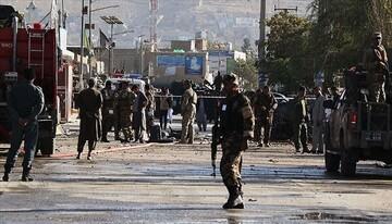 حمله انتحاری به یک خودرو در پایتخت افغانستان
