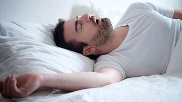 درمان ساده و کاربردی خروپف در خواب