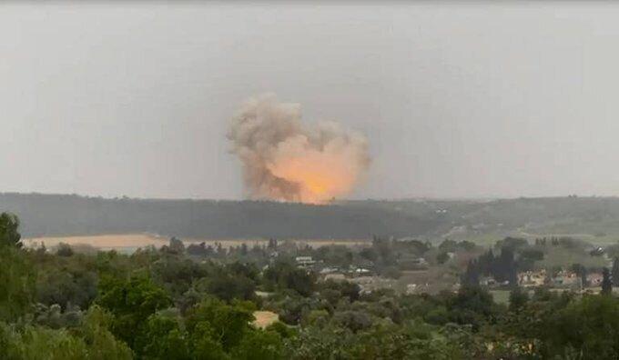 وقوع انفجاری مهیب در مرکز امنیتی حساس رژیم صهیونیستی
