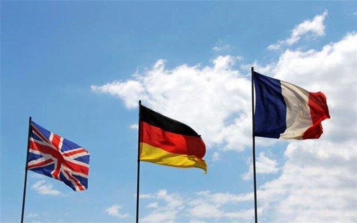 تروئیکای اروپایی: به احیای برجام پایبندیم