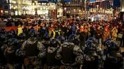 روسیه ۱۴۰۰ معترض حامی ناوالنی را بازداشت کرد