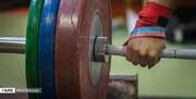 صحنه دلخراش شکستن دست وزنهبردار ایرانی هنگام وزنهزدن / فیلم