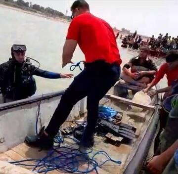 یک جسد در رودخانه کارون پیدا شد