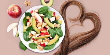 پیشگیری از ریزش مو با مصرف این خوراکیهای ساده