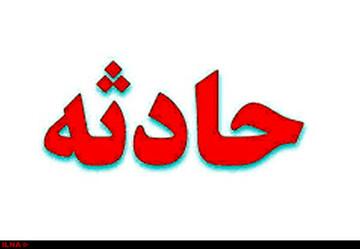 واژگونی خونین مینی بوس در مهاباد/ آمار مصدومان اعلام شد