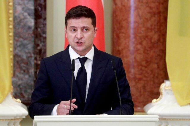 زلنسکی دستور تحریم ۹۳ اوکراینی و ۲ شرکت روسی را صادر کرد