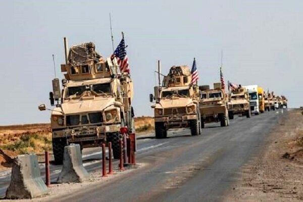 دو کاروان ائتلاف آمریکا در عراق هدف قرار گرفتند