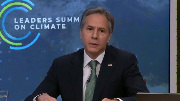 بلینکن: تغییرات اقلیمی باعث مهاجرت گسترده و درگیری میشود