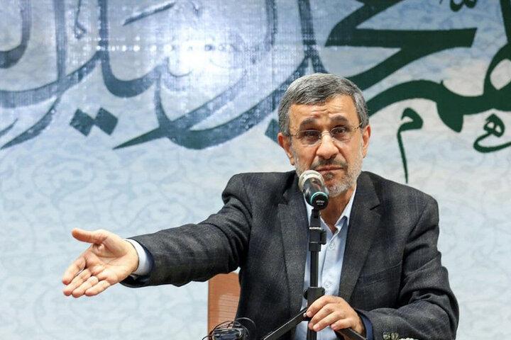 ادعای جدید احمدی نژاد علیه مقامات کشور: جزیره خریدهاند تا به آنجا فرار کنند!