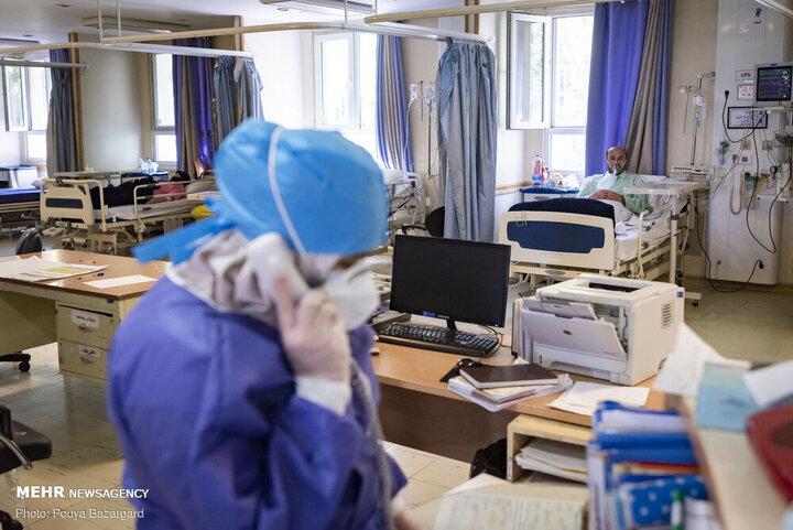 ۳۸۰ هموطن دیگر قربانی کرونا شدند / شناسایی ۲۲۹۰۴ بیمار جدید