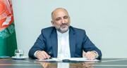 ابتلای وزیر خارجه افغانستان به ویروس کرونا