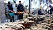 مقایسه قیمت انواع ماهی با قیمت مرغ و گوشت