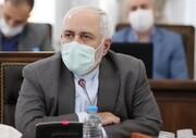 ظریف: پایان بخشیدن به ویروس کرونا مستلزم همکاری جهانی است