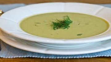 دستور پخت سوپ شوید خوشمزه و مقوی