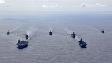 آمریکا نزدیک مرزهای روسیه رزمایش نظامی برگزار میکند