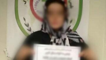 توهین و فحاشی خانم جوان به هموطنان شمالی/ زن تهرانی توسط پلیس فتا دستگیر شد
