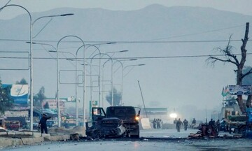 انفجار بمب در افغانستان ۴ کشته برجای گذاشت