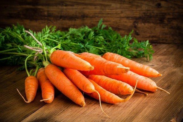 قیمت باورنکردنی هویج در بازار!