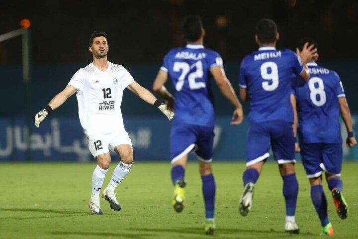 استقلال رسما از داور بحرینی بازی با الدحیل شکایت کرد